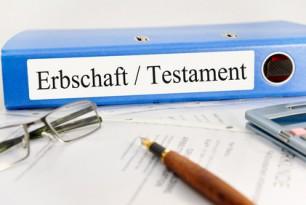 Testament oder Erbvertrag
