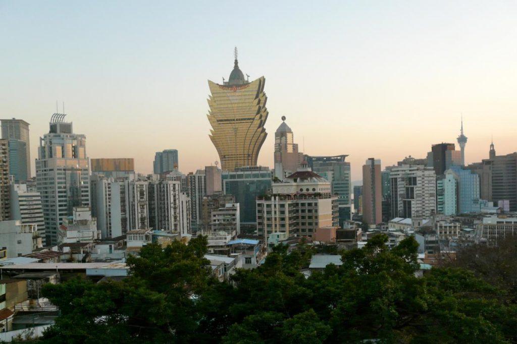 Macau Grand Lisboa Casino-Hotel
