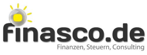 Logo finasco.de